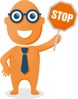 maskot stop